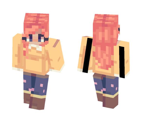 idk what im doing - Female Minecraft Skins - image 1