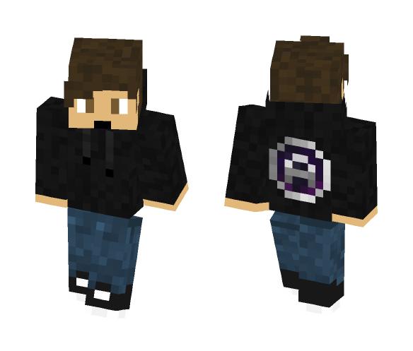 My YouTube Channel Sweatshirt - Interchangeable Minecraft Skins - image 1