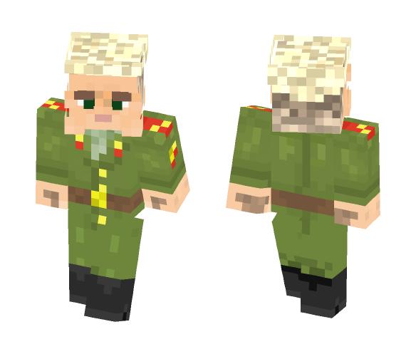 Ivan Drago (REQUEST) - Male Minecraft Skins - image 1