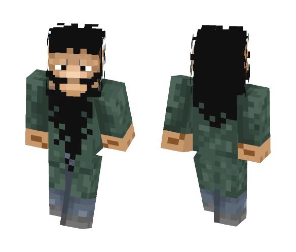 Raspoutine Grigori Jefimowitch - Male Minecraft Skins - image 1
