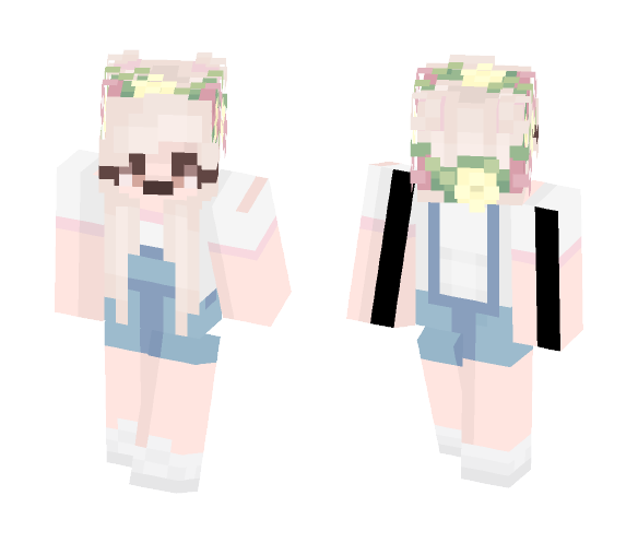 summertime | ☀ | read description - Female Minecraft Skins - image 1