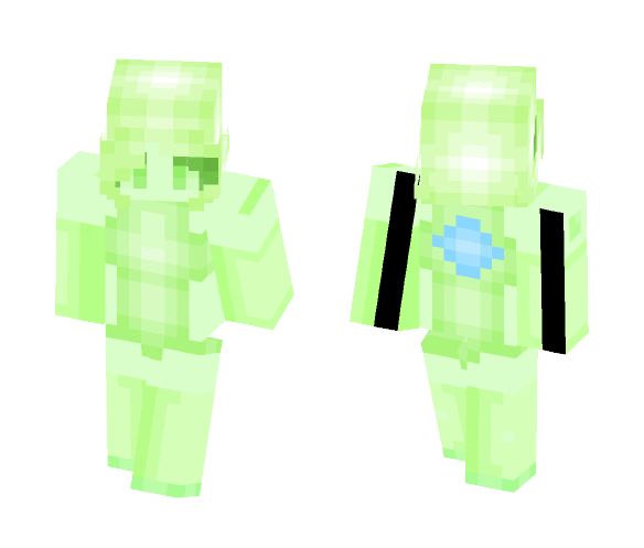 Lιмє ƤєαяƖ - Female Minecraft Skins - image 1