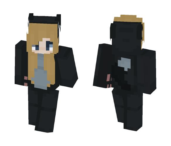 blonde cat - Cat Minecraft Skins - image 1