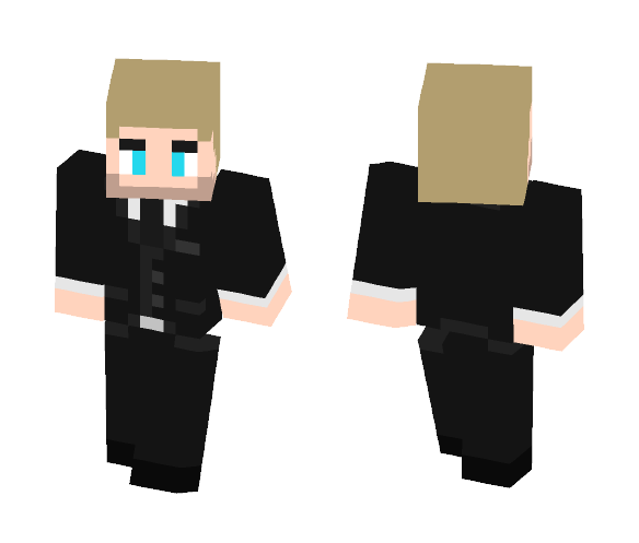 Oliver Queen (Arrow) - Male Minecraft Skins - image 1