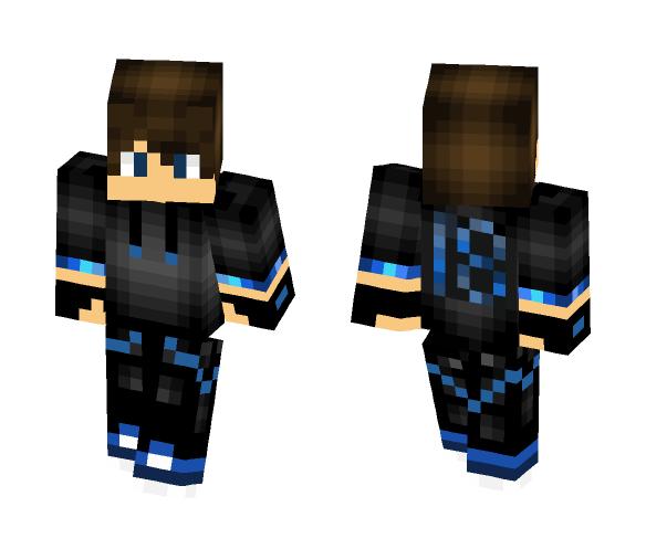 18Bit - Ethan - Male Minecraft Skins - image 1