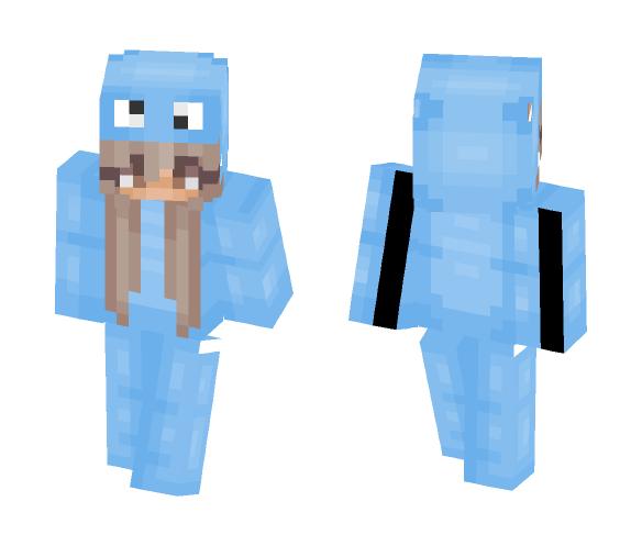奇妙な。( o ^ o ) - Female Minecraft Skins - image 1