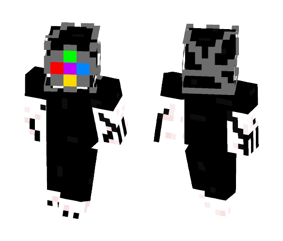 Persona:Husk - Male Minecraft Skins - image 1