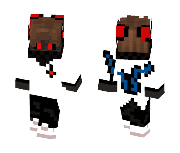Marine Enraged - Male Minecraft Skins - image 1