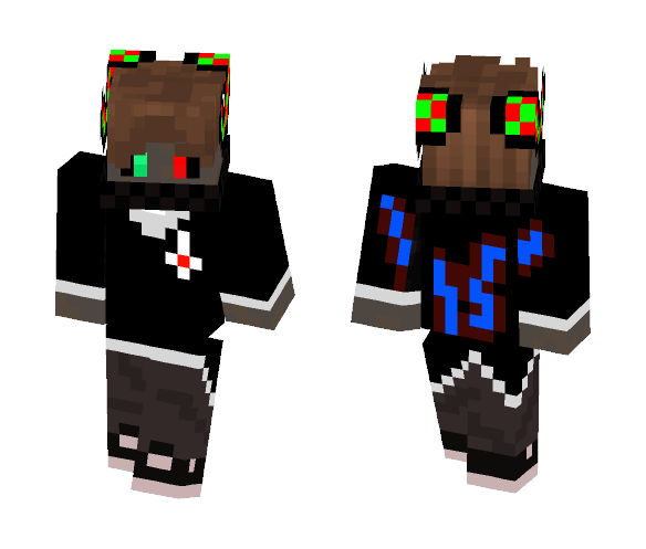 Marine, ^-^ my normal rp skin - Male Minecraft Skins - image 1