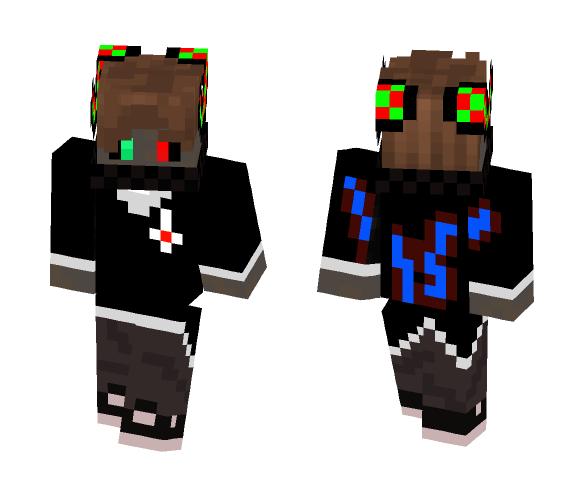 Marine, ^-^ my normal rp skin - Male Minecraft Skins - image 1