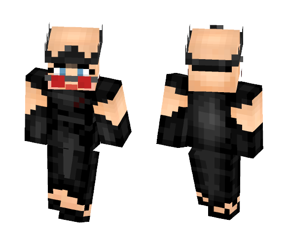 Sasha Velour ~ Ru Paul's Drag Race - Interchangeable Minecraft Skins - image 1