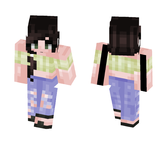 summer chick - Female Minecraft Skins - image 1