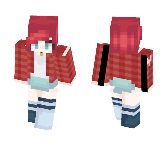 californa babe - skintrade ! - Female Minecraft Skins - image 1