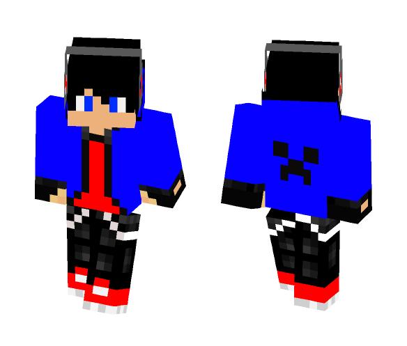 Cool boy - Male Minecraft Skins - image 1