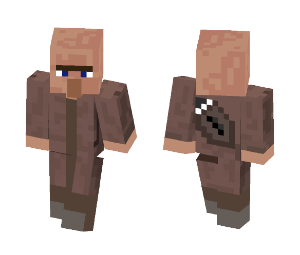 Archer-Villager - Male Minecraft Skins - image 1