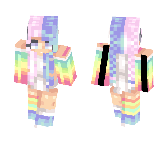 Happiness - Female Minecraft Skins - image 1