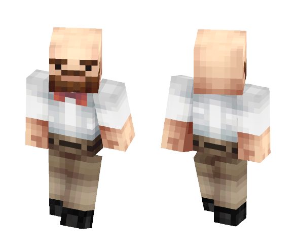 Old Nougatti Skin - Male Minecraft Skins - image 1