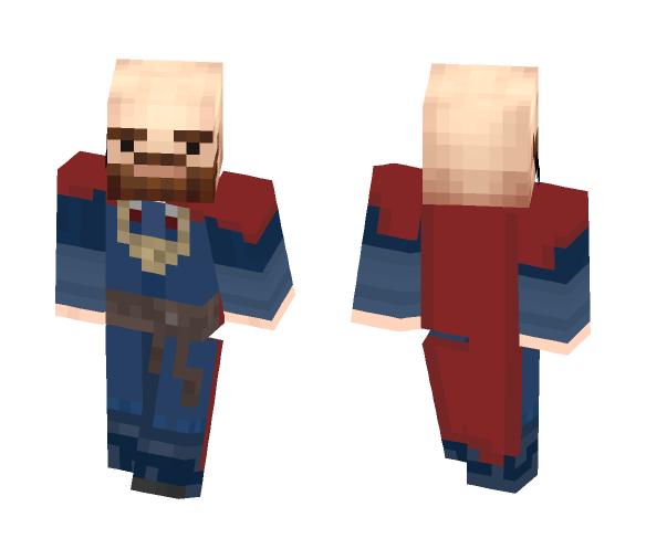 Nougatti Doctor Strange - Comics Minecraft Skins - image 1