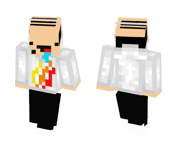 Noob Preston Fan - Male Minecraft Skins - image 1
