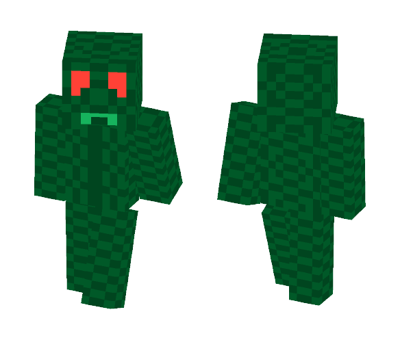 Ice Warrier - Male Minecraft Skins - image 1