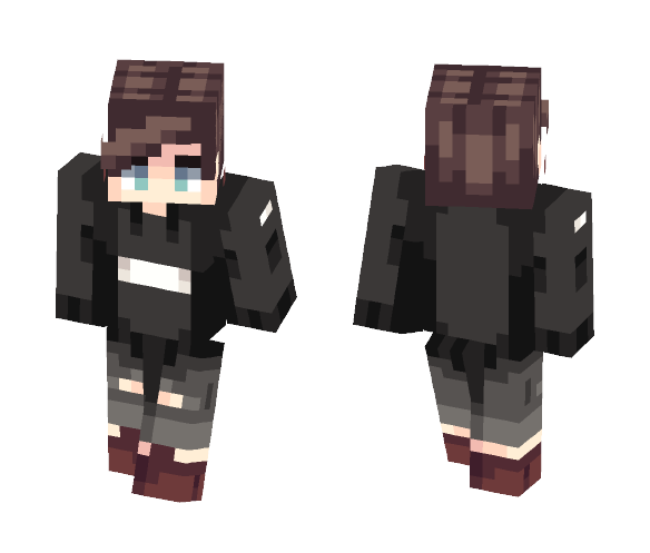 Dirty Cashmere - Male Minecraft Skins - image 1