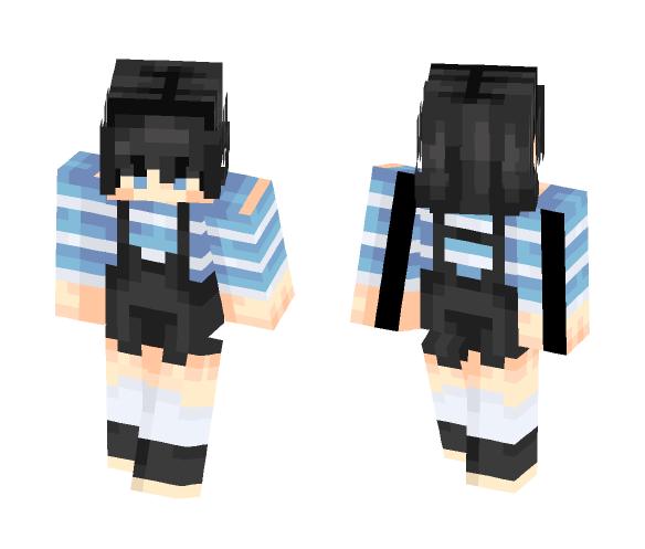 Comeback - Male Minecraft Skins - image 1
