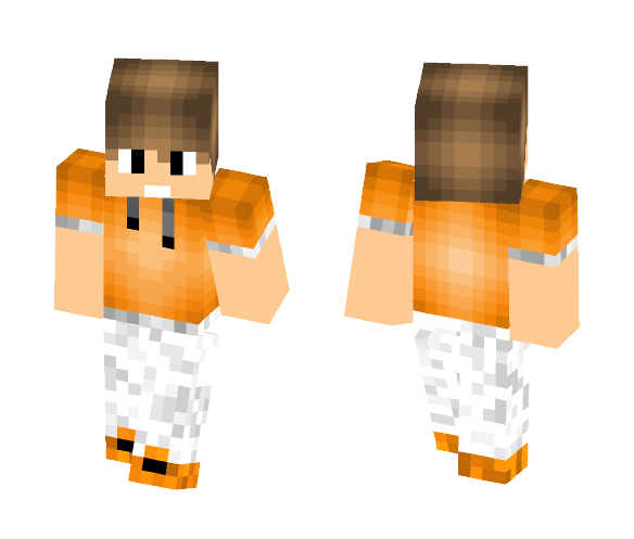 Just A Guy - Male Minecraft Skins - image 1