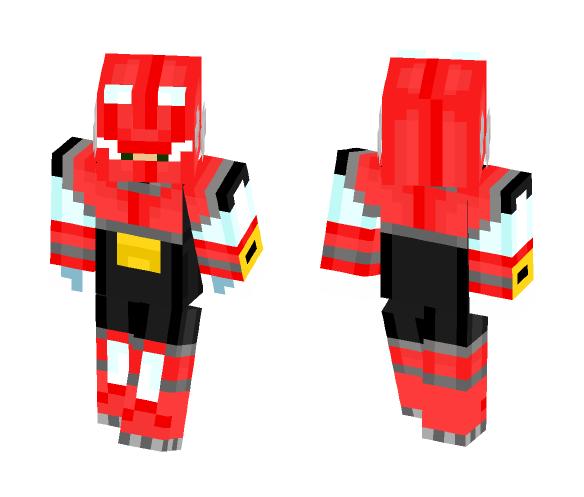 MagnetMan- MegaMan MegaMix - Male Minecraft Skins - image 1