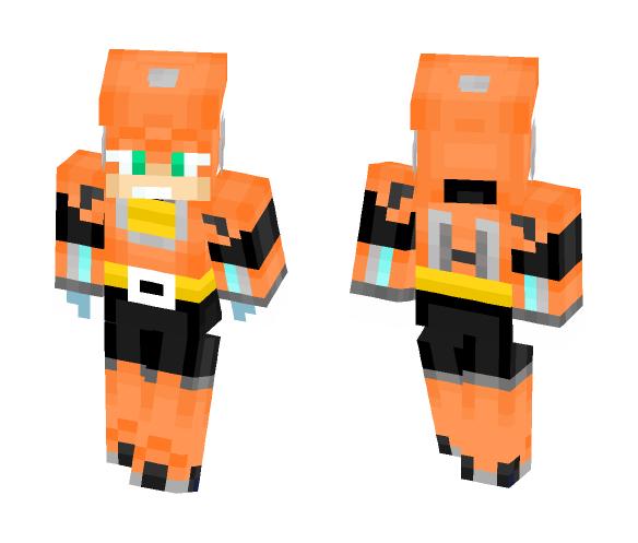 TopMan- MegaMan MegaMix - Male Minecraft Skins - image 1