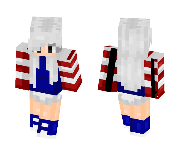 4th Of July - Female Minecraft Skins - image 1