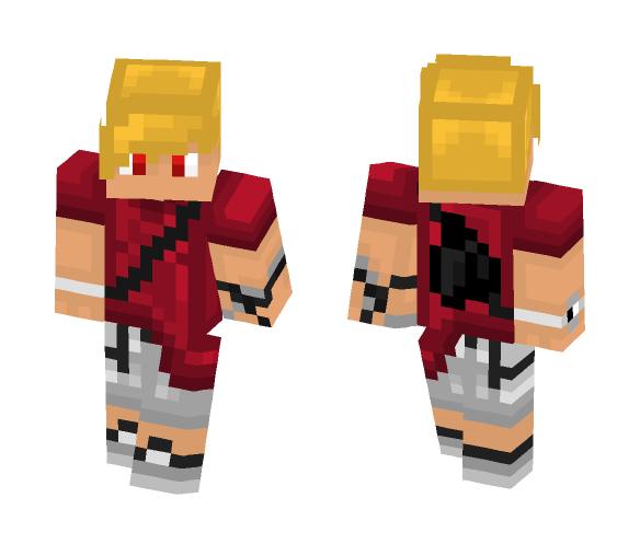 OC Request (Tyler) - Male Minecraft Skins - image 1