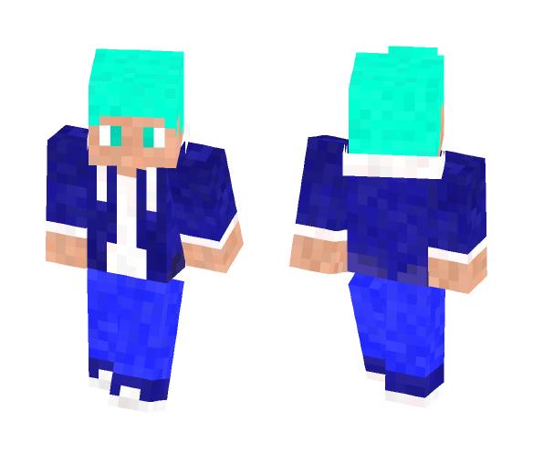Dejai_Voh's Skin - Male Minecraft Skins - image 1