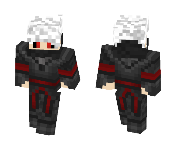 Sith - Male Minecraft Skins - image 1