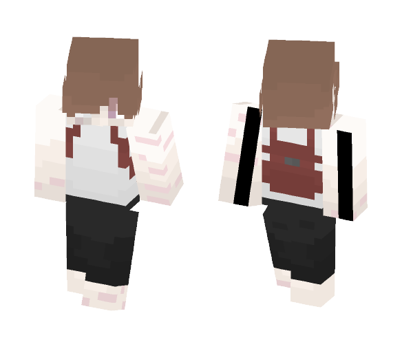 Gloria Martel - Female Minecraft Skins - image 1