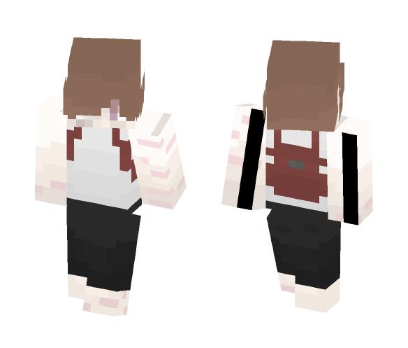Gloria Martel - Female Minecraft Skins - image 1