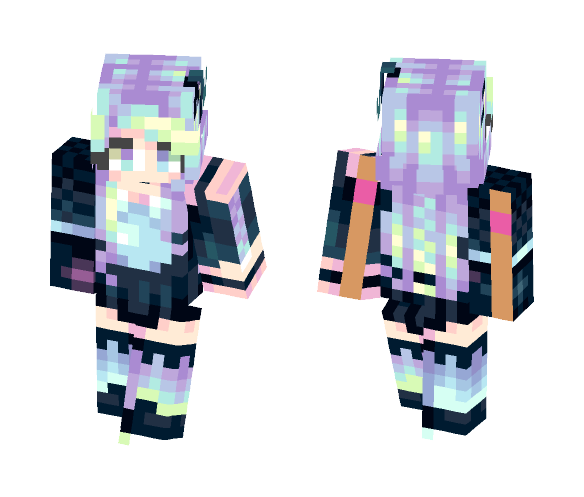 For Love - Grandmother - Female Minecraft Skins - image 1