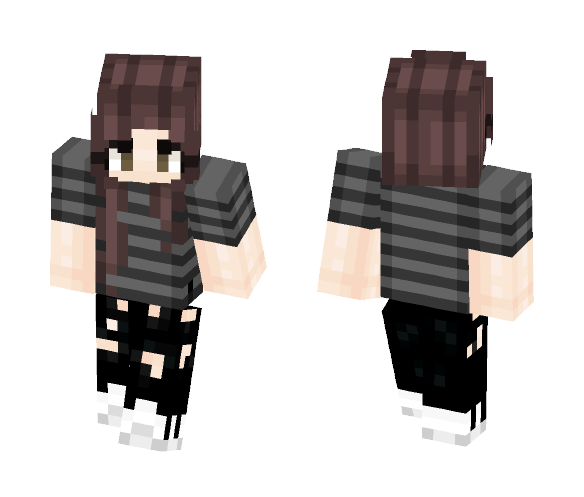 bu9 - MeganPlays_ (request) - Female Minecraft Skins - image 1