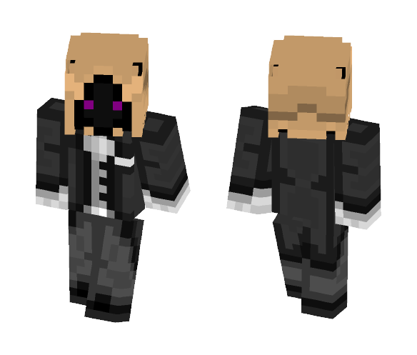 OC Request (Silence) - Male Minecraft Skins - image 1