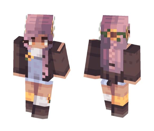 Poslední - Female Minecraft Skins - image 1