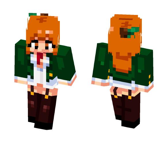 Peychan - Female Minecraft Skins - image 1