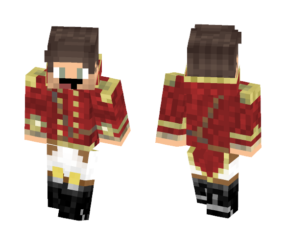 Forgot what this is called... hecky - Male Minecraft Skins - image 1