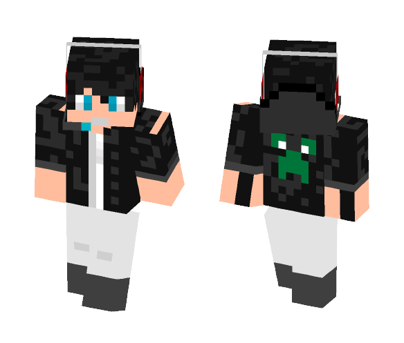 My Best Skin (Probably) Ever! - Male Minecraft Skins - image 1