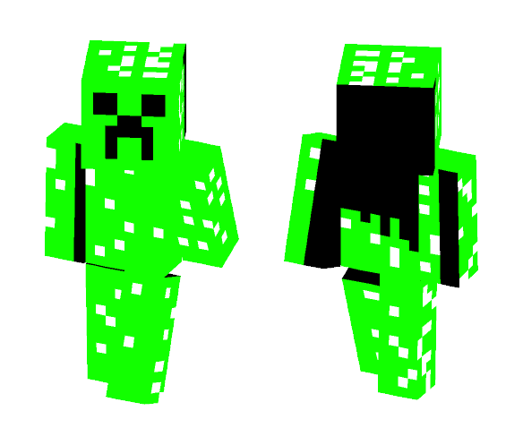 creepy girl - Girl Minecraft Skins - image 1