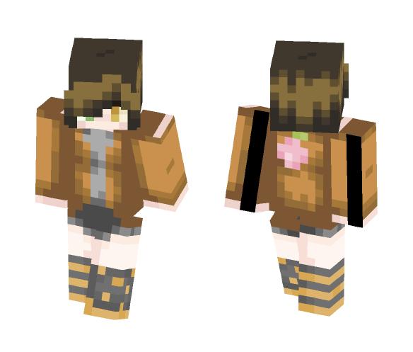 im a cliche. ▬ new persona - Male Minecraft Skins - image 1