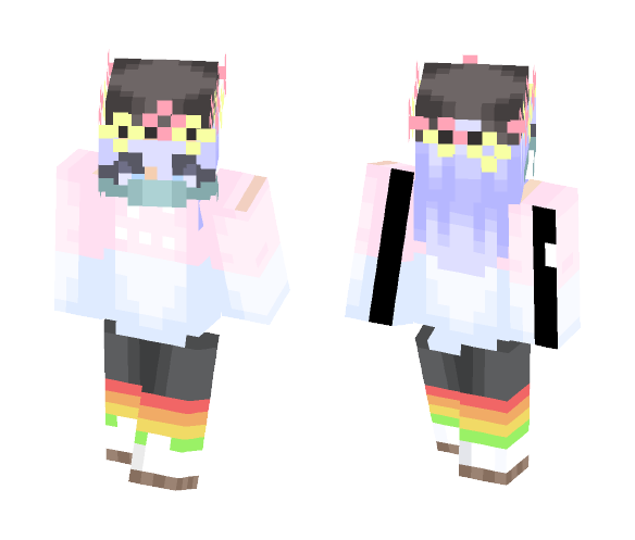 no way out - Male Minecraft Skins - image 1