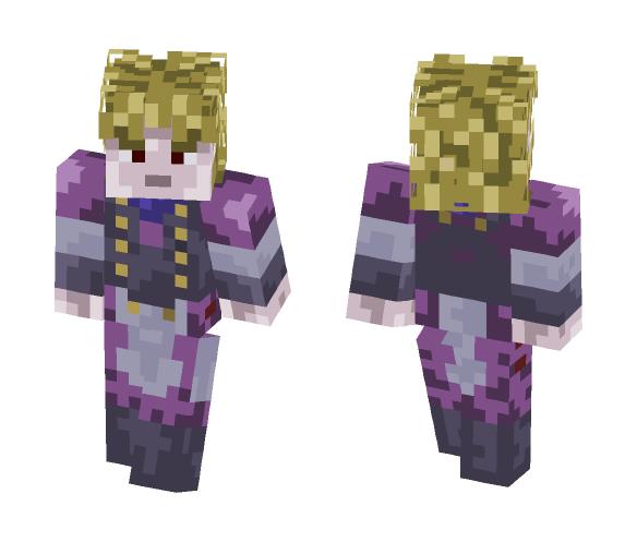 Dio Brando (2) - Male Minecraft Skins - image 1