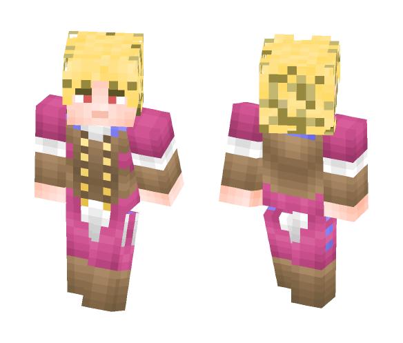 Dio Brando (1) - Male Minecraft Skins - image 1