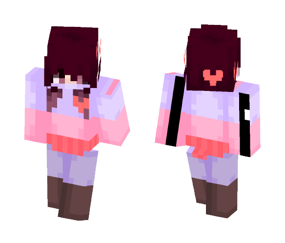 killer within - Female Minecraft Skins - image 1