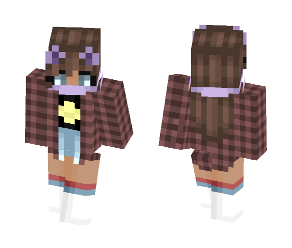 melody - oc - Female Minecraft Skins - image 1