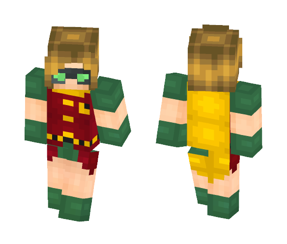 Carrie Kelley (DKR) - Female Minecraft Skins - image 1
